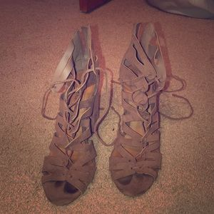 Charlotte Russe high heels size 9
